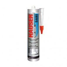 Герметик санитарный силиконовый Hauser SANI, 260 мл