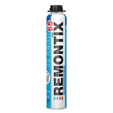 Пена монтажная Remontix Pro 65L Winter 900 ml
