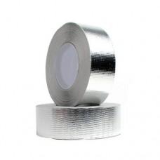 Лента алюминиевая армированная клейкая