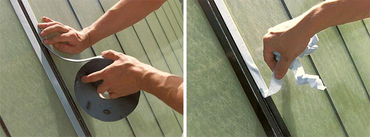 Бутиловая герметизирующая лента